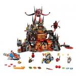 Adapostul malefic al lui Jestro LEGO Nexo Knights