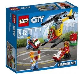 Aeroportul - Set pentru incepatori LEGO City