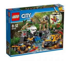 Amplasamentul de explorare din jungla LEGO City