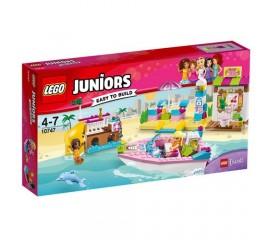 Andrea si Stephanie in vacanta la mare LEGO Juniors