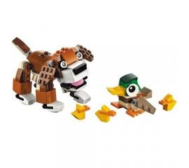 Animale din parc LEGO Creator