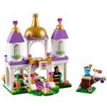 Animalutele de la Castelul regal LEGO Disney Princess