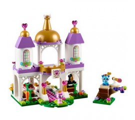 Animalutele de la Castelul regal LEGO Disney Princess