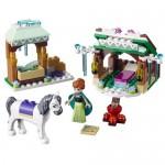 Anna si aventura ei in zapada LEGO Disney Princess