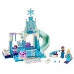 Anna si Elsa la locul de joaca LEGO Juniors