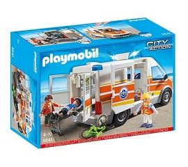 Ambulanta - Playmobil City Action