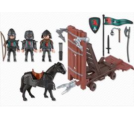 Atacul Cavalerilor Vulturi