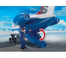 Avion De Pasageri