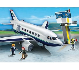 Avion De Pasageri Si Marfa