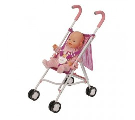 Baby Born Carucior Cu Geanta