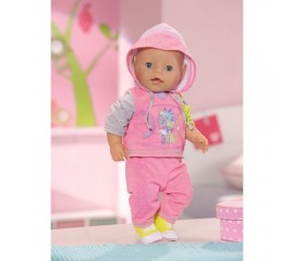 Baby Born Set Complet Pentru Jogging