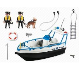 Barca De Patrulare
