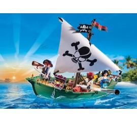 Barca Piratilor Cu Motor