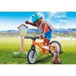 Biciclist Montan