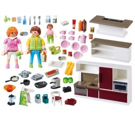 Bucatarie - Playmobil City Life