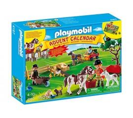 Calendar Craciun - Ferma Poneilor