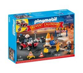 Calendar Craciun - Operatiunea Pompierilor