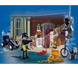 Calendar Craciun - Politia