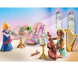 Camera Regala Pentru Lectii De Muzica