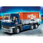 Camion Cu Container