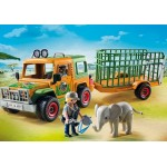 Camion Forestier si Elefant