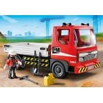 Camion Platforma Pentru Constructii