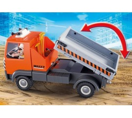 Camion - Playmobil City Action
