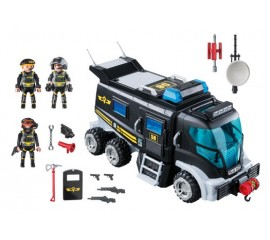 Camionul Echipei SWAT