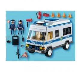 Camionul Politiei