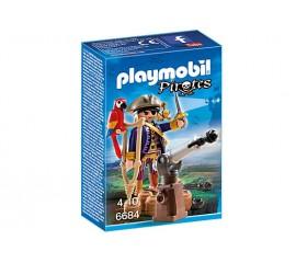 Capitanul Pirat - Playmobil