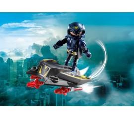 Cavaler Cu Jet Sky Zburator
