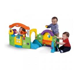 Centru de joaca - Gradina cu Activitati - Little Tikes