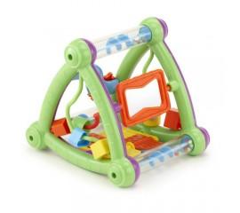 Centru de joaca Triunghi - Verde/Violet - Little Tikes