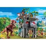 Cercetatori - Fortareata Si T-Rex