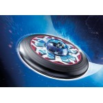 Disc Zburator cu Extraterestru