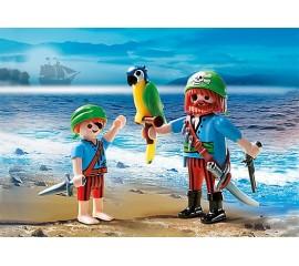 Doi Prieteni Pirati