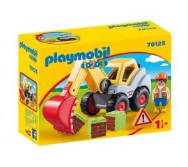 1.2.3 Excavator Cu Brat Mobil