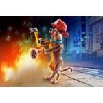 Figurina De Colectie - SCOOBY-DOO! Pompier