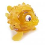Jucarie de baie cu lumina - Pestisor Puffer - Little Tikes
