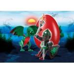 Pusculita Ou - Dragon si Cavaler