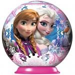 Puzzle 3D Frozen, 54 piese