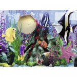 Puzzle Acvariul Lui Nemo 100 piese