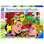 Puzzle Arta Pop, 1000 piese