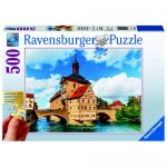 Puzzle Bamberg, Bavaria, 500 piese