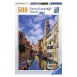 Puzzle In Venetia, 500 piese