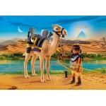 Razboinic Egiptean cu Camila
