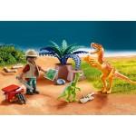 Set portabil - Dinozauri