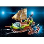 Super 4 - Barca Piratului Cameleon
