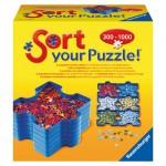 Tavite pentru sortat puzzle-urile