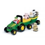 Tractor si animale John Deere cu sunete